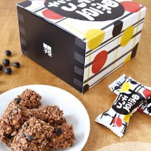 黒豆チョコクランチ|kuromame