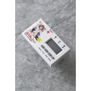 《新生活応援セール!ポイントアップ!》けいおん! クロマチック・チューナー《K-ON!》★特製クリアケース付属★ kurosawa-music