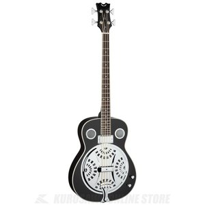 ●DEAN Resonator Acoustic/Electric Bass - CBK Item ...