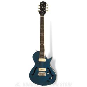 Epiphone Blueshawk DELUXE(Midnight Sapphire)[EDBCMSNH3](エレキギター)(送料無料)(マンスリープレゼント) kurosawa-music