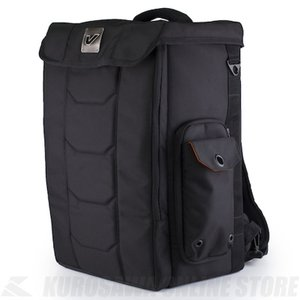GRUV GEAR VENUEBAG01-BLK Stadium Bag, Classic Black (リュックサック) (送料無料)|kurosawa-music