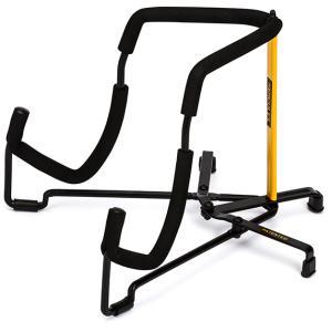 折り畳めて収納容易なトラベライトシリーズギタースタンド  SFF(スペシャルフォーミュレイテッドフォ...