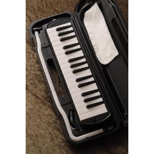 KC/キョーリツコーポレーション  鍵盤ハーモニカ キョーリツ メロディーピアノ(ブラック) (鍵盤ハーモニカ) [P3001-32K](今ならドレミシール付き!)|kurosawa-music