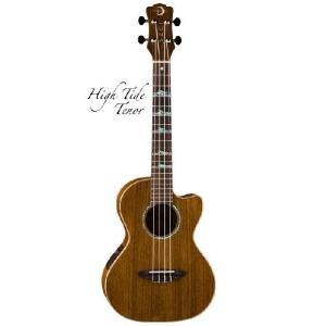 Luna Guitars High Tide Tenor Ovankol[UKE HTT OVA](テナーウクレレ)(送料無料)(マンスリープレゼント) kurosawa-music