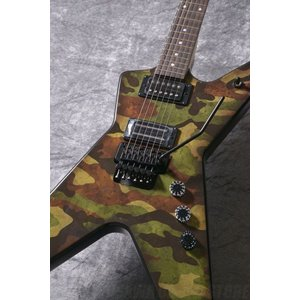 ●DEAN Dimebag Series ML / Dimebag Dime Camo Floyd ...