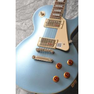 Epiphone Les Paul Standard (Pelham Blue) [ENS-PECH1](エレキギター)(送料無料)(マンスリープレゼント)|kurosawa-music