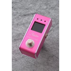 Rowin LT-900 PEDAL TUNER  (Metallic Pink) 《ペダルチューナー》|kurosawa-music