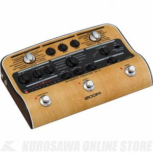 ZOOM AC-3 Acoustic Creator AC3 (アコースティックギター用DI/プリア...