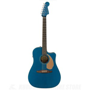 Fender Redondo Player Belmont Blue《アコースティックギター》【送料無料】(ご予約受付中)|kurosawa-unplugged