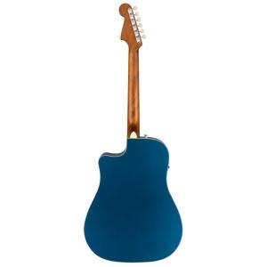 Fender Redondo Player Belmont Blue《アコースティックギター》【送料無料】(ご予約受付中) kurosawa-unplugged 02