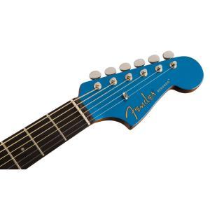 Fender Redondo Player Belmont Blue《アコースティックギター》【送料無料】(ご予約受付中) kurosawa-unplugged 04