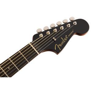 Fender Redondo Player Jetty Black《アコースティックギター》【送料無料】(ご予約受付中) kurosawa-unplugged 04