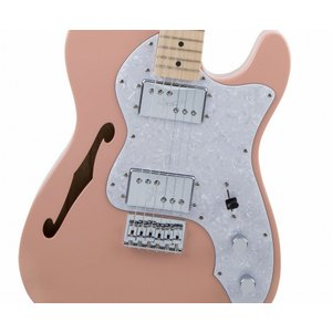 Fender Made in Japan Traditional Traditional 70s Telecaster Thinline (Flamingo Pink)【送料無料】|kurosawa-unplugged|04