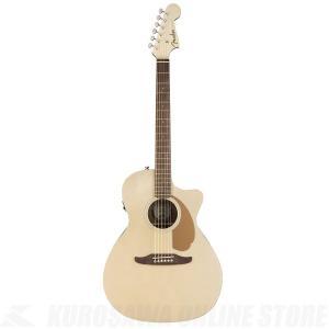 Fender Acoustics Newporter Player (Champagne)《アコースティックギター》(お取り寄せ)|kurosawa-unplugged