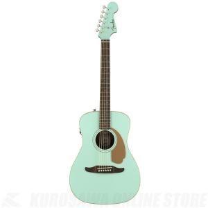 Fender Acoustics Malibu Player (Aqua Splash)《アコースティックギター》【送料無料】(お取り寄せ)|kurosawa-unplugged