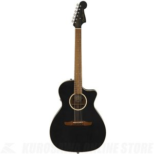 Fender Acoustics Newporter Special(Mattle Black)《アコースティックギター》【送料無料】|kurosawa-unplugged