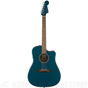 Fender Acoustics Redondo Classic(Cosmic Turquoise)《アコースティックギター》【送料無料】|kurosawa-unplugged