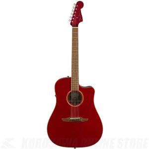 Fender Acoustics Redondo Classic(Hot Rod Red Metallic)《アコースティックギター》【送料無料】|kurosawa-unplugged