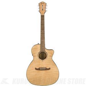 Fender FA-345CE Auditorium Natural RW《エレクトリックアコースティックギター》【送料無料】(ご予約受付中)|kurosawa-unplugged