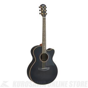 YAMAHA CPX1200II TBL(トランスルーセントブラック)《アコースティックギター》【送料無料】(お取り寄せ)|kurosawa-unplugged