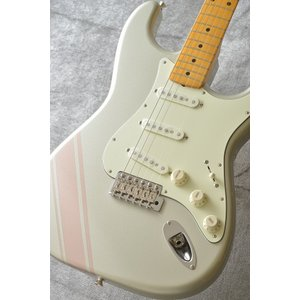 Fender Made in Japan Traditional 50s Stratocaster with Competition Stripe (Inca Silver)【送料無料】|kurosawa-unplugged