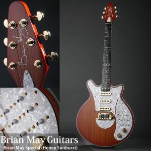 Brian May Guitars Brian May Sp ecial (Honey Sunburst) 【サントアンジェロKANDOケーブルプレゼント】(ご予約受付中)【ONLINE STORE 】|kurosawa-unplugged