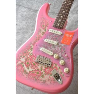 Fender Made in Japan Traditional MIJ '60s Stratocaster , Rosewood, Pink Paisley  (エレキギター/ストラトキャスター)(送料無料)【アウトレット特価】|kurosawa-unplugged