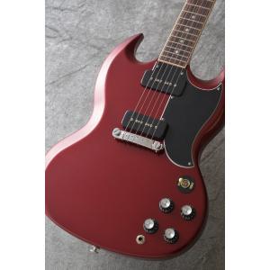 Gibson SG Special 2019  [Vintage Sparkling Burgundy] 【送料無料】【サントアンジェロKANDOケーブルプレゼント!】 kurosawa-unplugged