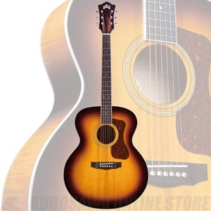 GUILD F-250E DELUXE【送料無料】《サントアンジェロAcousticケーブルプレゼント!》|kurosawa-unplugged