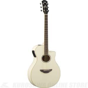 Yamaha APX600/VW(ビンテージホワイト)(エレアコ)(送料無料)(ご予約受付中)(サントアンジェロAcousticケーブルプレゼント!)|kurosawa-unplugged
