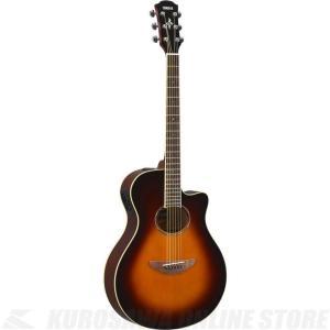 Yamaha APX600/OVS(オールドバイオリンサンバースト)(エレアコ)(サントアンジェロAcousticケーブルプレゼント!)|kurosawa-unplugged