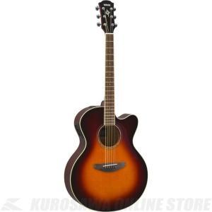 Yamaha CPX600/OVS(オールドバイオリンサンバースト)(エレアコ)(送料無料)(サントアンジェロAcousticケーブルプレゼント!)|kurosawa-unplugged