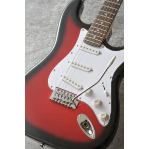Legend LST-Z RBS (Red Black Sunburst)《エレキギター》【初心者・入門用にオススメ!】 kurosawa-unplugged