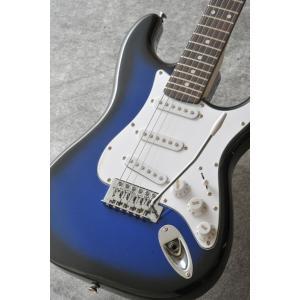 Legend LST-MINI BBS(Blue Black Sunburst)《ミニサイズギター》【ORANGEミニアンプセット】 kurosawa-unplugged
