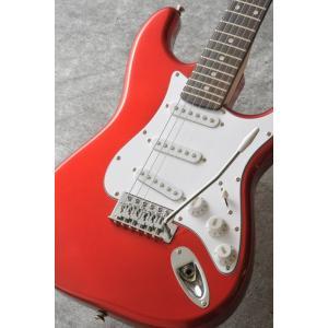 Legend LST-MINI CA(Candy Apple Red)《ミニサイズギター》【ORANGEミニアンプセット】 kurosawa-unplugged