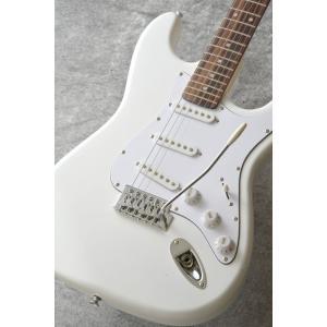 Legend LST-Z WH (White)《エレキギター》【初心者・入門用にオススメ!】【ORANGEミニアンプセット】 kurosawa-unplugged