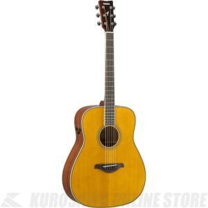 Yamaha FG-TA/VT(ビンテージティント)(トランスアコースティックギター)(送料無料)|kurosawa-unplugged