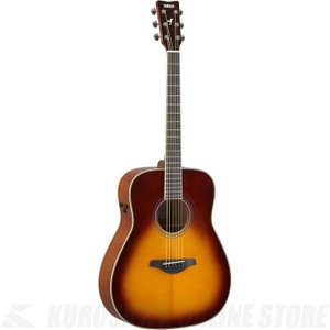Yamaha FG-TA/BS(ブラウンサンバースト)(トランスアコースティックギター)(送料無料)|kurosawa-unplugged