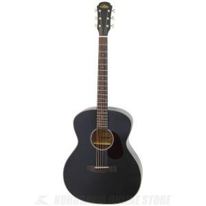 Aria 100 series Aria-101 Auditorium MTBK (Black, Matt)(アコースティックギター)(送料無料)|kurosawa-unplugged