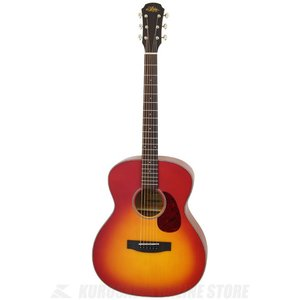 Aria 100 series Aria-101 Auditorium MTCS (Cherry Sunburst, Matt)(アコースティックギター)(送料無料)|kurosawa-unplugged