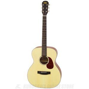 Aria 100 series Aria-101 Auditorium MTN (Natural, Matt)(アコースティックギター)(送料無料)|kurosawa-unplugged