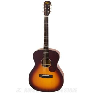 Aria 100 series Aria-101 Auditorium MTTS (Tobacco Sunburst, Matt)(アコースティックギター)(送料無料)|kurosawa-unplugged