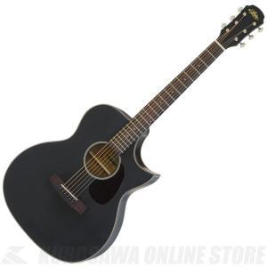 Aria Aria-101CE MTBK (アコースティックギター/エレアコ)(送料無料)|kurosawa-unplugged