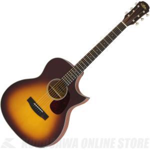 Aria Aria-101CE MTTS (アコースティックギター/エレアコ)(送料無料)|kurosawa-unplugged