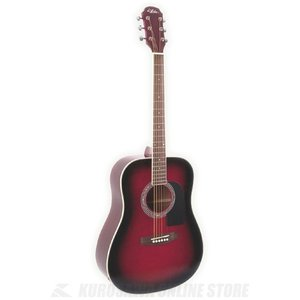 Aria AD-18 RS (Red Shade)(アコースティックギター)(送料無料)(5のつく日ポイントUP中)|kurosawa-unplugged