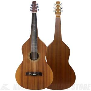 Blanton BW-500 Weissenborn Guitar Black Binding (ワイゼンボーンタイプギター)(送料無料)|kurosawa-unplugged