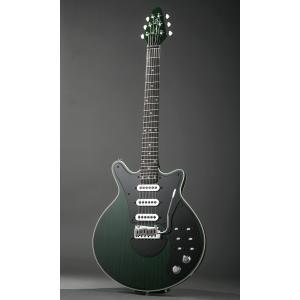 Brian May Guitars Brian May Special (Green) [Queen / ブライアン・メイ] (次回入荷分予約受付中)(ストラップラバー付)|kurosawa-unplugged