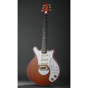 Brian May Guitars Brian May Special (Honey Sunburst) [Queen / ブライアン・メイ](次回入荷分予約受付中)(ストラップラバー付)|kurosawa-unplugged