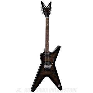 ●DEAN ML Series / ML 79 Floyd Flame Top - Trans Bl...
