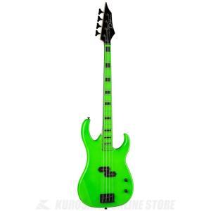 DEAN Custom Zone Bass Series / Custom Zone - Nuclear Green [CZONE BASS NG](ベース)(送料無料)(お取り寄せ)|kurosawa-unplugged